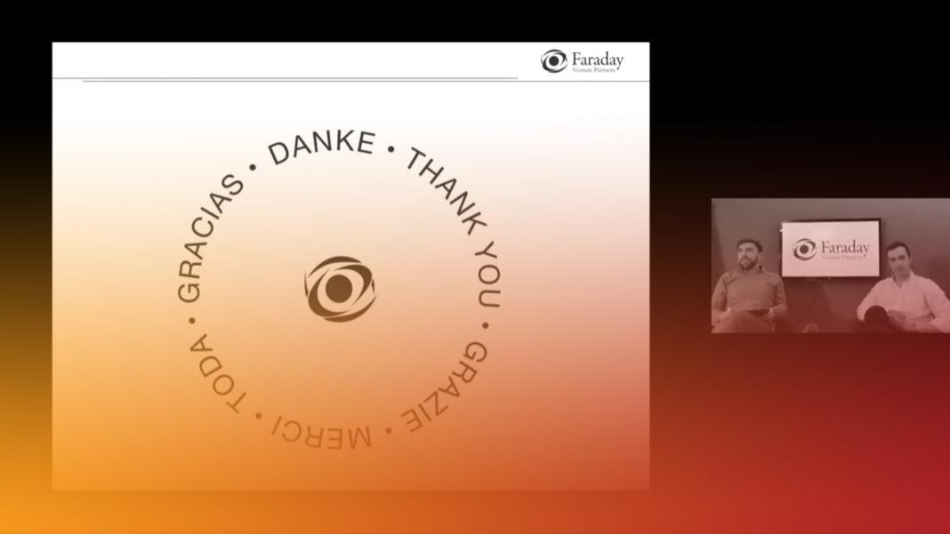Faraday Virtual Launch Event Germany